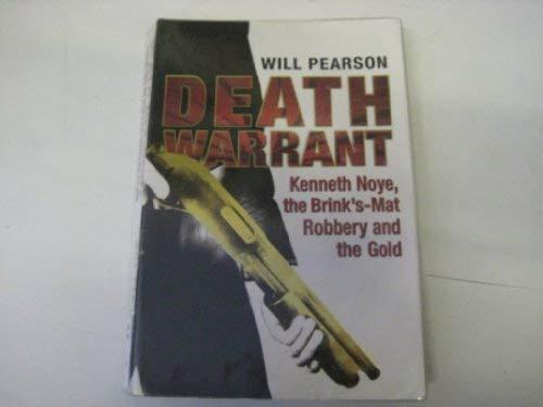 9780752875644: Death Warrant (EXPORT)