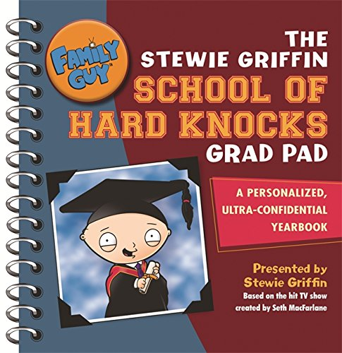9780752875927: Family Guy: The Stewie Griffin School Of Hard Knocks Grad Pad (Family Guy)