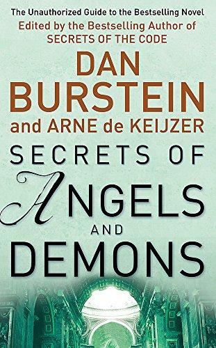 Secrets of Angels & Demons: BURSTEIN, DAN