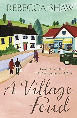 9780752878119: A Village Feud (TURNHAM MALPAS)