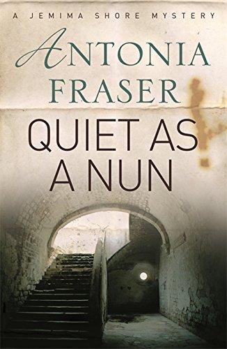9780752881003: Quiet as a Nun: A Jemima Shore Mystery