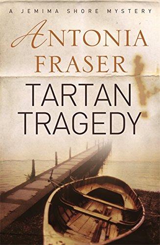 9780752881010: Tartan Tragedy: A Jemima Shore Mystery
