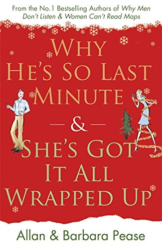 9780752882628: Why He's So Last Minute and She's Got it All Wrapped Up
