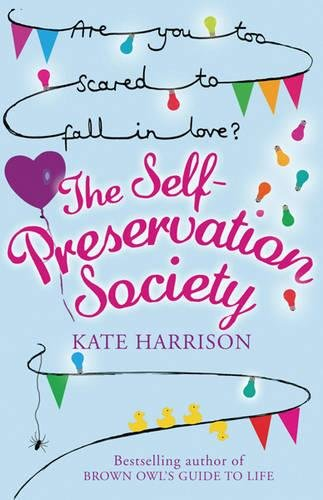 9780752882642: The Self Preservation Society