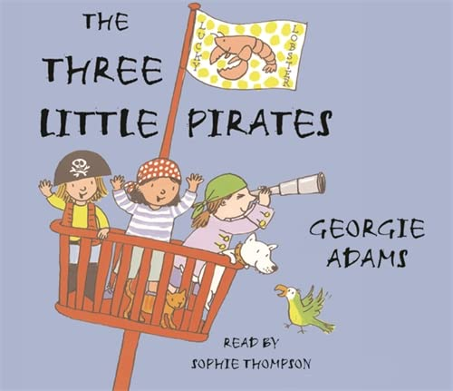 9780752885360: The Three Little Pirates (Book & CD)