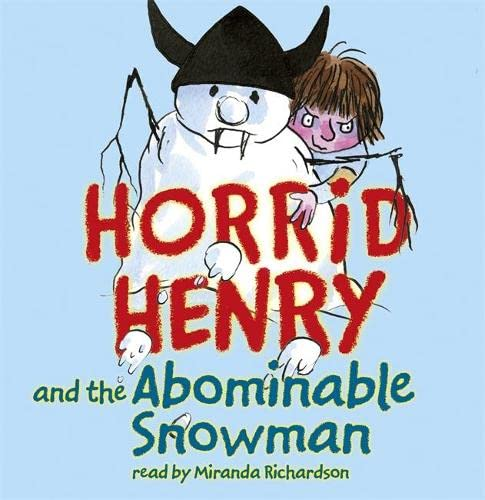 9780752885407: Horrid Henry and the Abominable Snowman