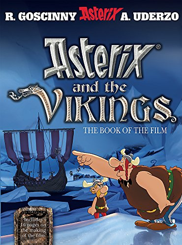9780752888767: Asterix and the Vikings: The Book of the Film