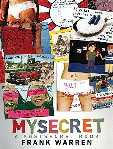 9780752889870: My Secret: A PostSecret Book: A Postsecret Book