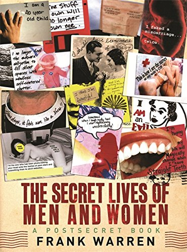 9780752889887: The Secret Lives of Men and Women: A PostSecret Book