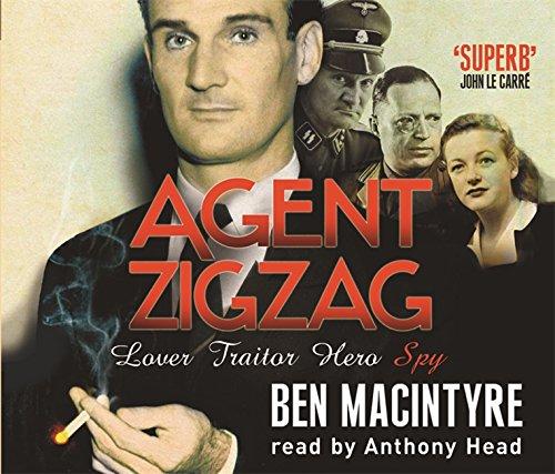 9780752890524: Agent ZigZag (Agent ZigZag Love Traitor Hero)