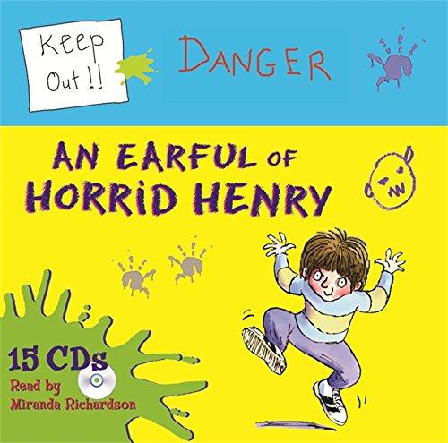9780752890739: An Earful of Horrid Henry