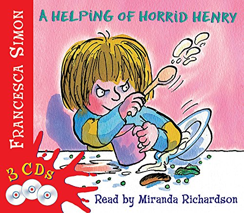 9780752891026: A Helping of Horrid Henry 3-in-1: Horrid Henry Nits/Gets Rich Quick/Haunted House