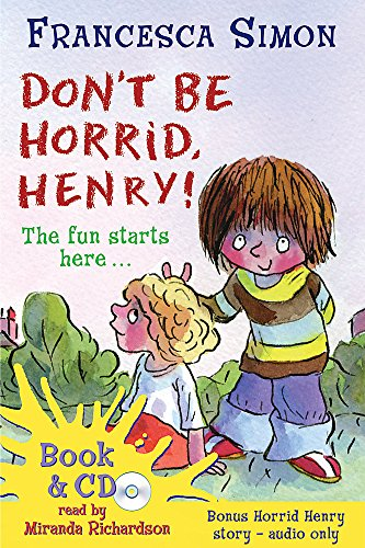 9780752897950: Don't Be Horrid, Henry!: Book 1