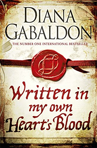 9780752898490: Written in My Own Heart's Blood (Outlander 5)