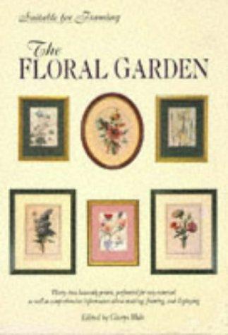 9780752900940: Floral Garden (Suitable for Framing)
