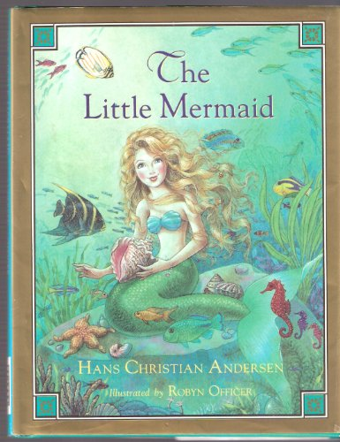Hans book the little mermaid christian andersen
