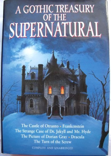 9780752902456: Gothic Treasury of the Supernatural