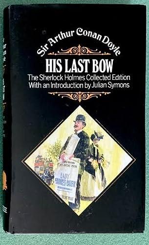 9780752903880: His Last Bow