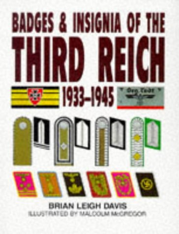 Battles and Insignia of the Third Reich: Leigh, Davis