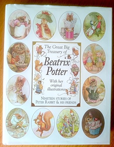 9780752904467: The Great Big Treasury of Beatrix Potter (with Her Original Illustrations)