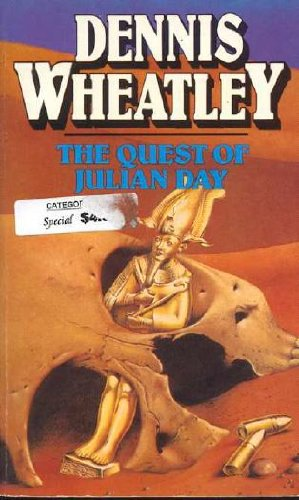 The Quest of Julian Day: WHEATLEY, DENNIS