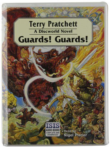 Guards! Guards! (8 Audio Cassettes - Unabridged): Pratchett, Terry