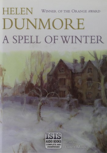 9780753102961: A Spell of Winter: Complete & Unabridged (Gold Range)