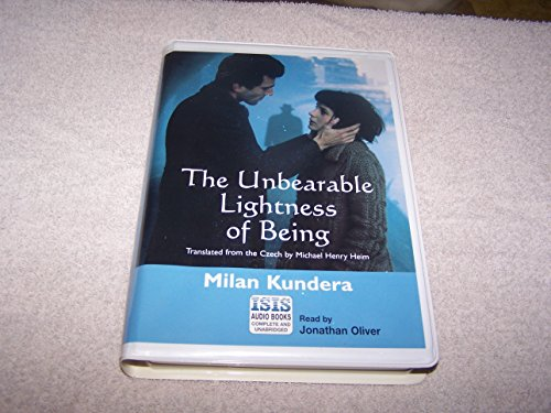 9780753104699: The Unbearable Lightness of Being (Isis)