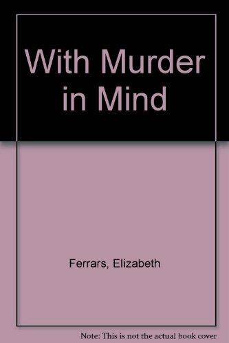 9780753105375: With Murder in Mind