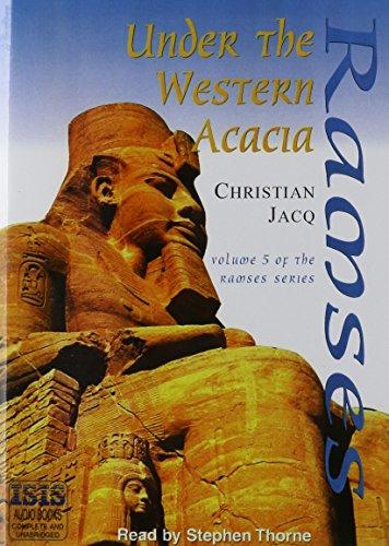 Ramses 5: Under The Western Acacia: Jacq, Christian
