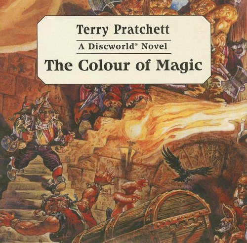 9780753107089: The Colour of Magic