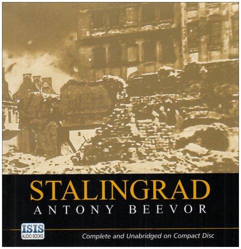 9780753108925: Stalingrad: By Antony Beevor Unabridged Audiobook 14cd`s