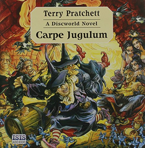 9780753109595: Carpe Jugulum: A Diseworld Novel