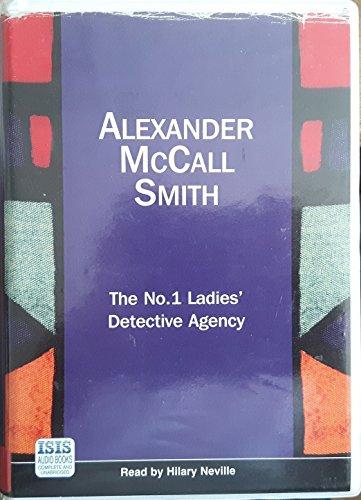 9780753116982: The No.1 Ladies Detective Agency
