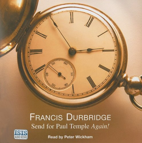 Send For Paul Temple Again! (9780753127773) by Francis Durbridge