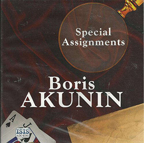 9780753128138: Special Assignments (Erast Fandorin Mysteries, #5)