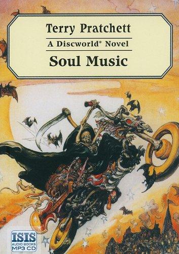 9780753140390: Soul Music (Discworld Novels (Audio))