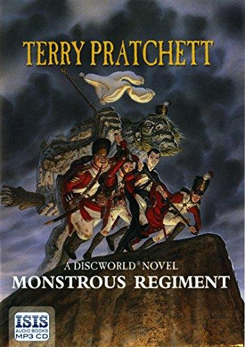 9780753140512: Monstrous Regiment (Terry Pratchett) (Unabridged Audiobook MP3 CD)