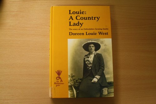 9780753150764: Louie: A Country Lady (Reminiscence)