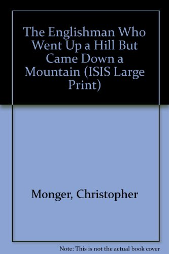9780753151501: The Englishman Who Went Up a Hill But Came Down a Mountain