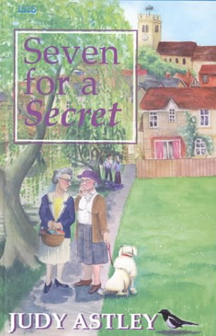 Seven For A Secret (Isis Large Print Fiction): Astley, Judy