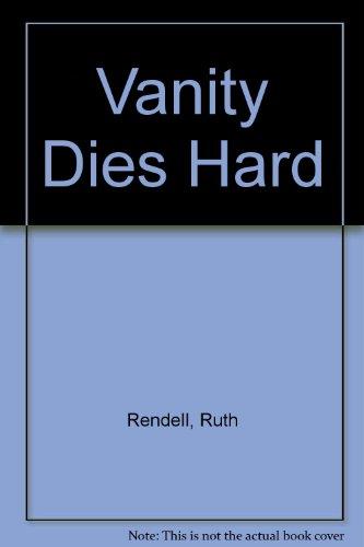 9780753151655: Vanity Dies Hard