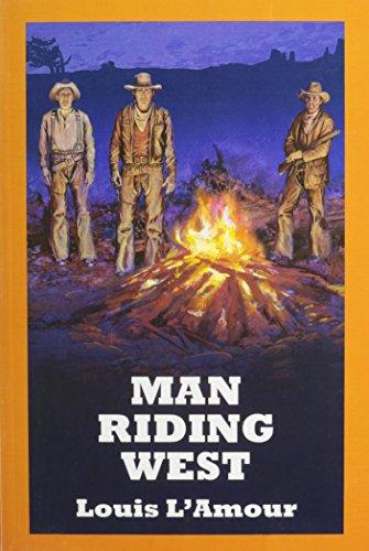 9780753153512: Man Riding West