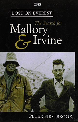 9780753154809: Lost on Everest: The Search for Mallory and Irvine