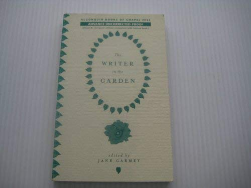 9780753154885: The Writer in the Garden