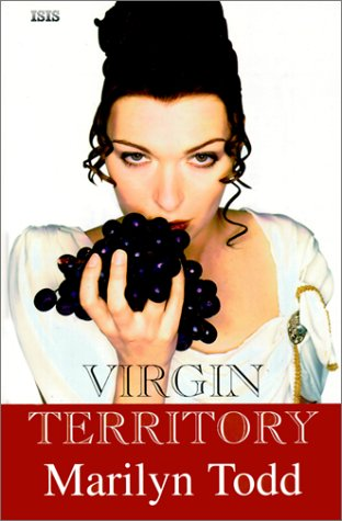 9780753155295: Virgin Territory: A Roman Mystery (ISIS Large Print)