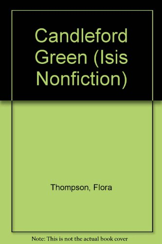 9780753157824: Candleford Green (Isis Nonfiction)