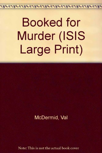9780753158074: Booked for Murder (ISIS Large Print)