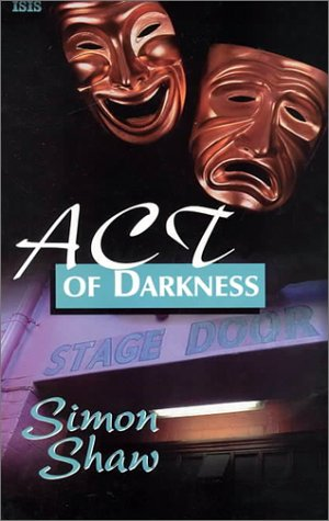 9780753158302: Act of Darkness (ISIS Large Print)