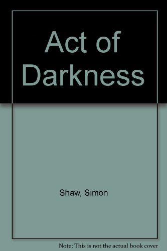 9780753158456: Act of Darkness